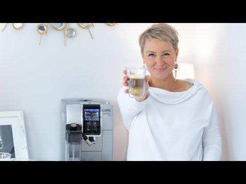 Miłość do włoskiej kawy | Recenzja ekspresu De'Longhi Dinamica Plus