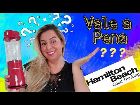 Liquidificador Individual Hamilton Beach Vale a Pena?