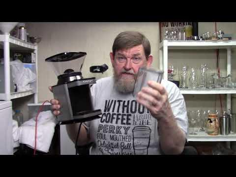 Cuisinart DBM 8 Coffee Grinder Review
