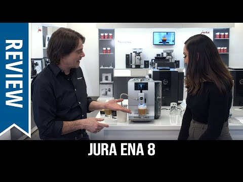 Review: Jura ENA 8 Automatic Coffee Machine