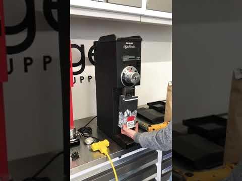 Testing Bunn G2 HD Coffee Grinder High Volume Bulk Machine – Fully Refurbished – Fresh Burrs