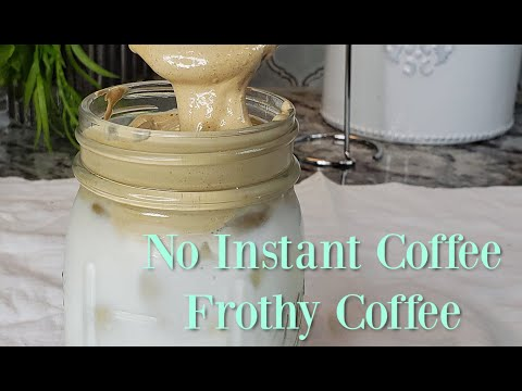 DALGONA COFFEE Without Instant Coffee   Whipped Coffee Recipe   Self Quarantine Cooking