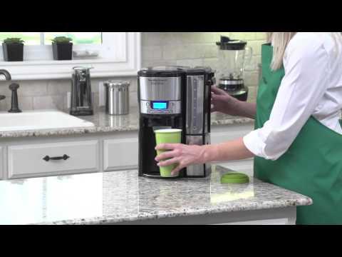Hamilton Beach® BrewStation® 12 Cup Dispensing Coffeemaker 47950