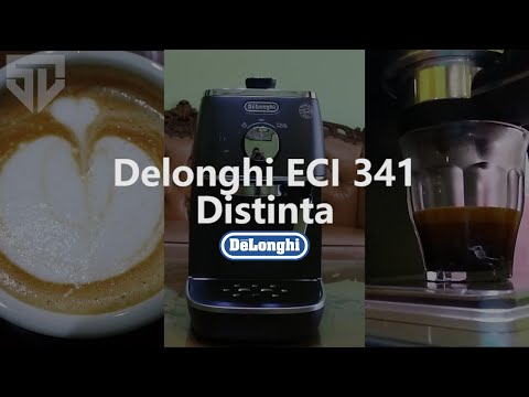 delonghi distinta espresso machine