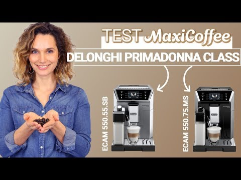 DELONGHI PRIMADONNA CLASS | Machine à café automatique | Le Test MaxiCoffee