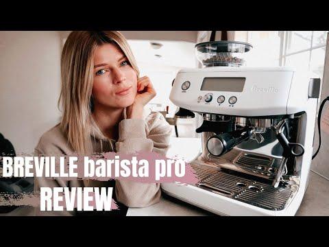 Breville Barista Pro Espresso Machine REVIEW