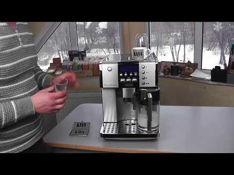 DeLonghi PrimaDonna ESAM 6600. Обзор кофемашины, настройка и инструкция!
