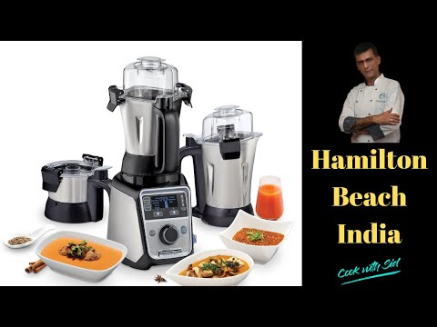 Product Unboxing | Hamilton Beach India | Kunal Kapur | Cook With Sid