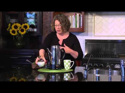 Cuisinart Classic 12-Cup Percolator (PRC-12) Demo Video