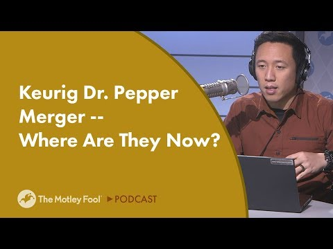 Keurig Dr. Pepper Merger — Where Are They Now?