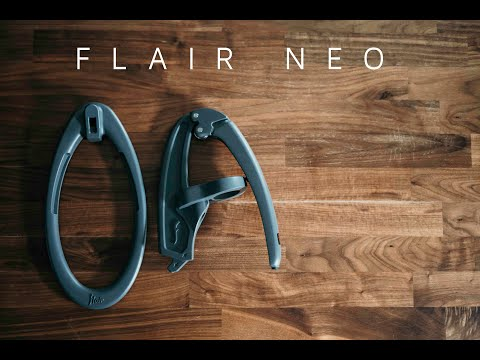 A First review the Flair NEO Espresso Machine