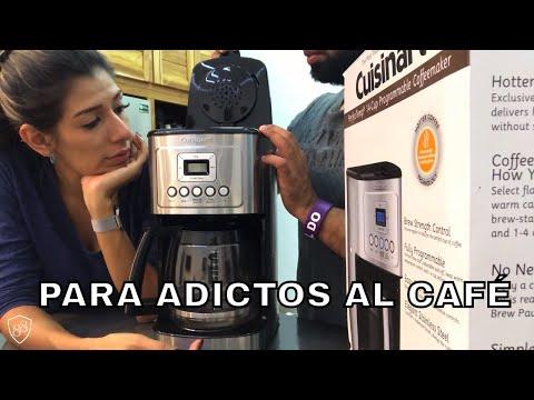 UNBOXING PARA ADICTOS AL CAFÉ! Cuisinart Coffee Maker