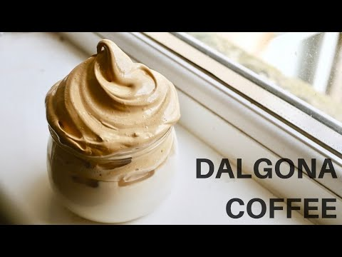 How to Make Dalgona Coffee: Viral Tik Tok Whipped Coffee Recipe