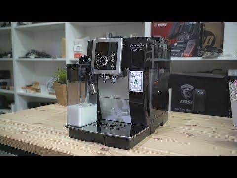 بعد شهرين من استخدام ماكينة القهوة DeLonghi Magnifica S