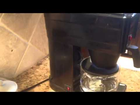 How to use a Bunn Coffeemaker