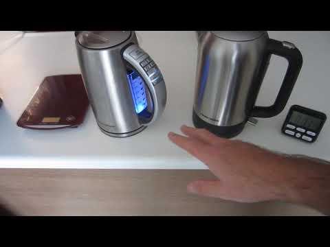 Hamilton Beach Kettle – boiling speed