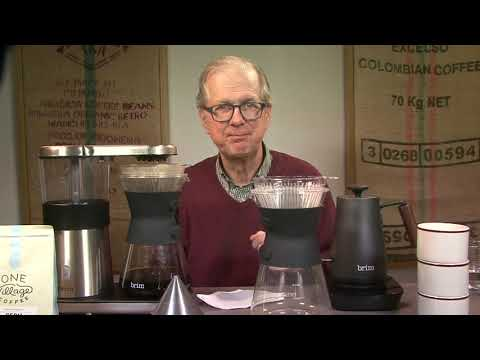Brim 8-Cup Coffeemaker Review