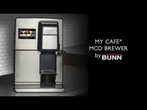 BUNN My Café® MCO Brewer