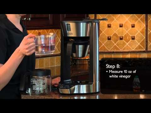 How to Clean BUNN® Phase Brew®
