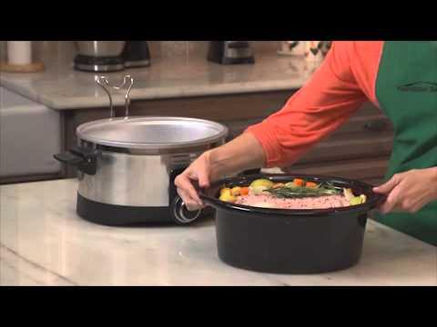 Hamilton Beach IntelliTime™ Slow Cooker 33564
