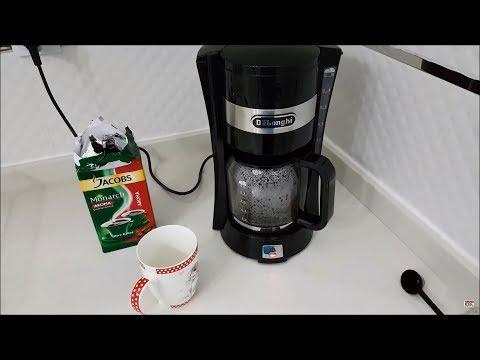 Delonghi ICM15210 Filtre Kahve Makinesi Kutu Açılışı ve İnceleme