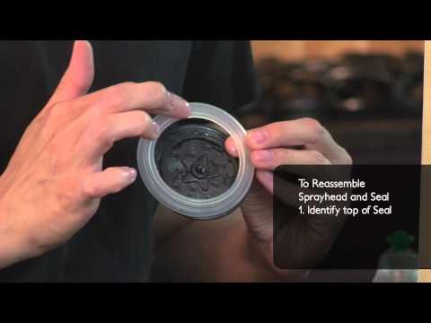 How to Clean the Sprayhead on BUNN® My Café®