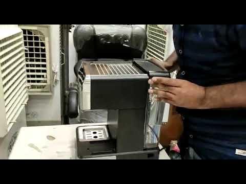 Khaitan-avaante coffee maker demo