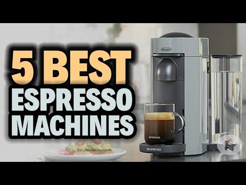 5 Best BUDGET ESPRESSO MACHINES 2020