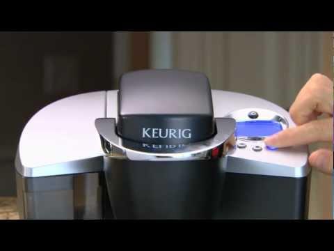 Démonstration du système d'infusion Keurig