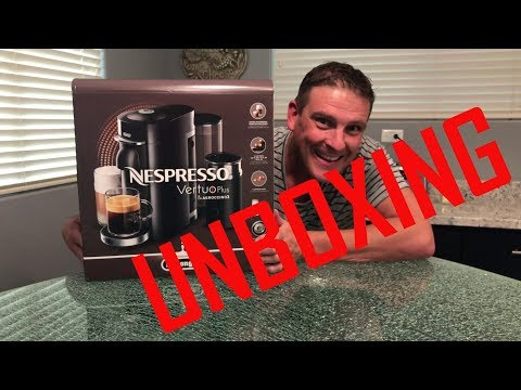 Nespresso Vertuo Plus Unboxing, Taste Test vs Keurig