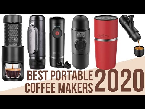 Top 10: Best Portable Coffee Makers and Espresso Makers of 2020 / Best Travel Coffee Makers