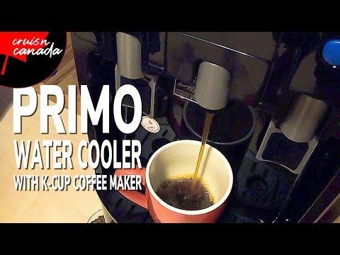Primo Water Cooler & Keurig | Water Cooler with Built in K Cup (Keurig) Machine Review