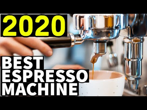 BEST ESPRESSO MACHINE 2020 – Top 10