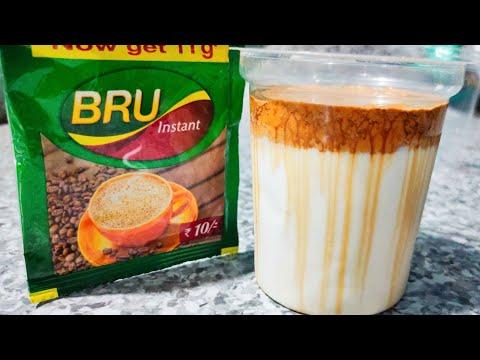 Dalgona coffee|Dalgona coffee recipe in Telugu|Viral coffee #Withme |కొత్తగా కోల్డ్ కాపీ రెసిపీ ట్రై