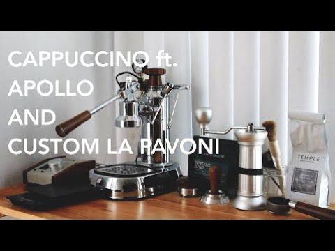 Morning Cappuccino Routine with Manual Espresso Machine