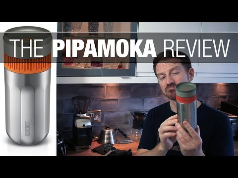 Pipamoka Review – The NEW Wacaco portable coffee maker for 2020!