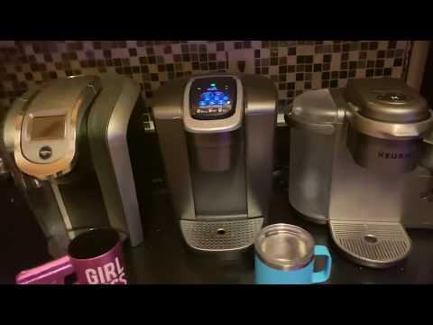 Keurig K Elite Unboxing  review 1 year update #coffee #keurig