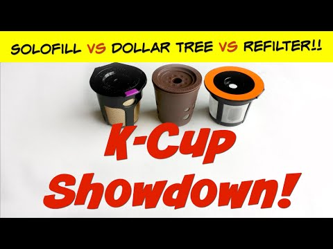 Keurig Reusable  K-Cup Showdown!