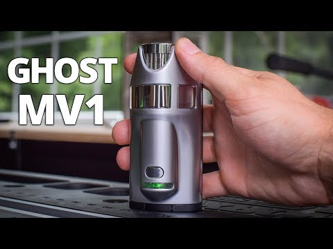 NEW Ghost MV1 Review // Best Rated Vaporizer of 2017