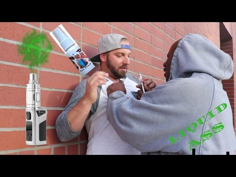 HILARIOUS LIQUID A$$ VAPE PEN PRANK